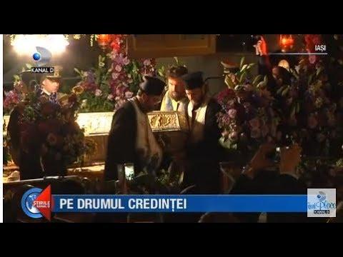 Stirile Kanal D (13.10.2018) - 25.000 credinciosi, pe drumul credintei! Editie COMPLETA