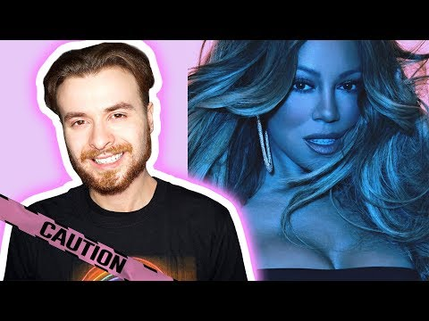 MARIAH CAREY - The Distance ft. Ty Dolla $ign [REACTION]