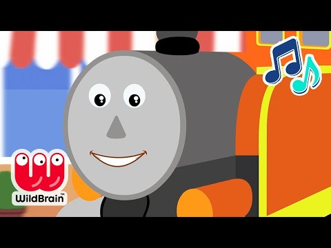 Learning for kids 🎵 Learn Numbers with | NEW Number Train song 🎵 Nursery Rhymes for Children