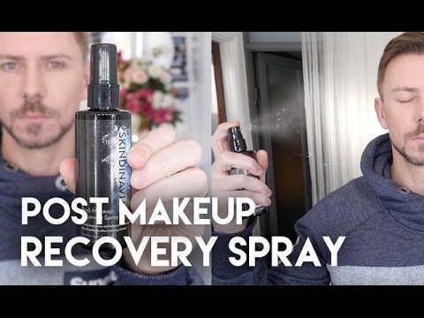 POST-MAKEUP RECOVERY SPRAY!