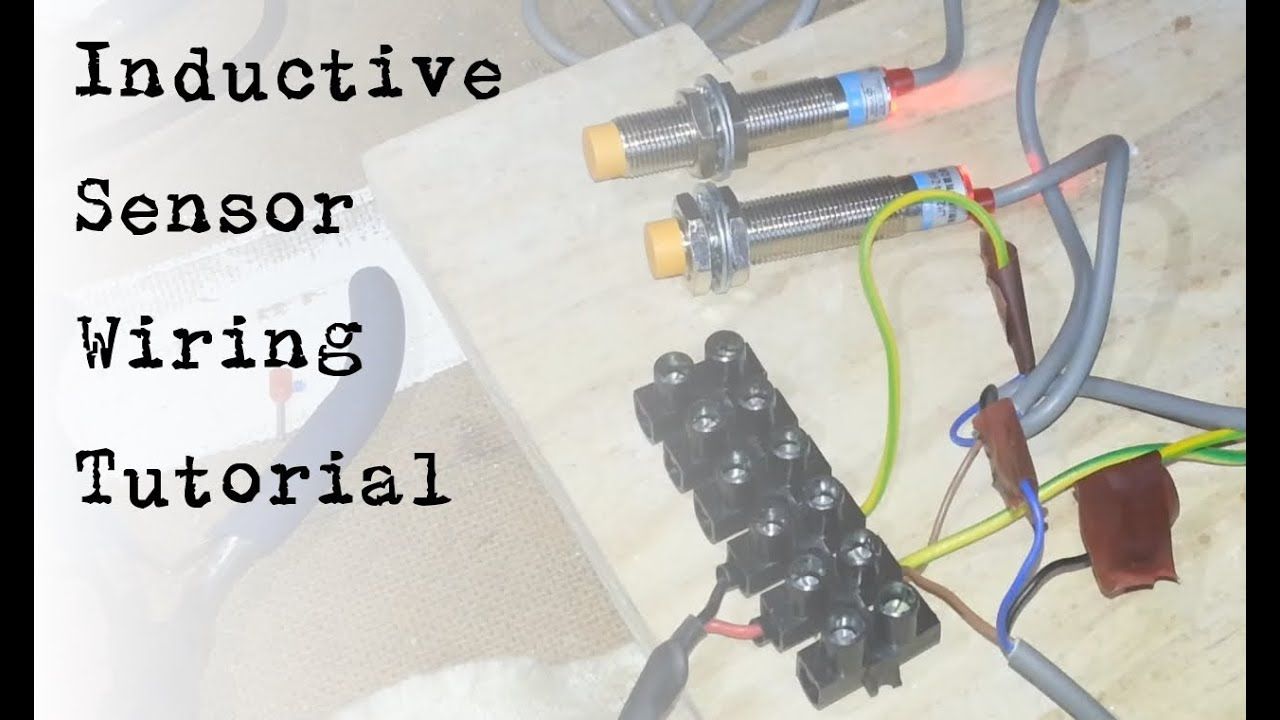 maxresdefault inductive sensor wiring tutorial youtube 5 wire proximity sensor wiring diagram at alyssarenee.co