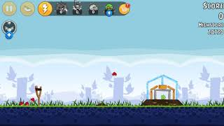 Poached Eggs Level 4 // Angry Birds Let