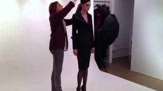 """Backstage of Rubin Singer's Fall / Winter 2013 Collection """" Valkyrie's Dominion """" - Video I Thumbnail"""