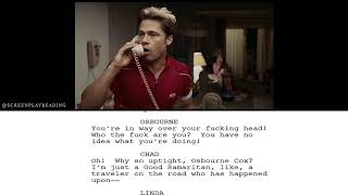 Burn After Reading - The Phone Call | Screenplay Reading