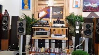 видео Обзор акустических систем Dynaudio Special Forty