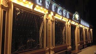 KALEVRAS SHOW на открытии ресторана
