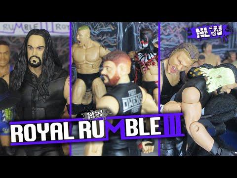 No Limits Wrestling: Royal Rumble 3 (4/4) (Stop Motion) (HD)