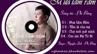 Nhạc trữ tình - Tấm lá của mẹ - Ca sĩ Nguyễn Linh