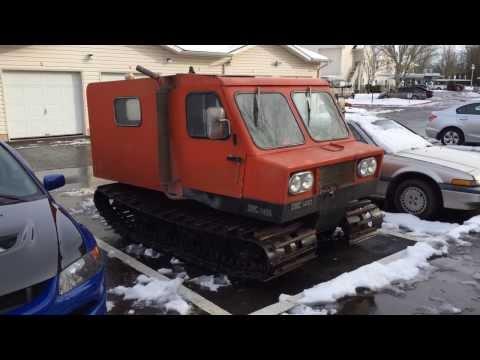 DMC1450 snowcat Thiokol Super Imp snocat