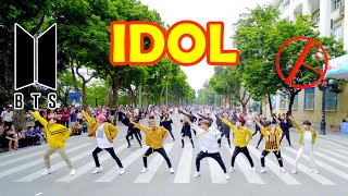 [KPOP IN PUBLIC CHALLENGE] BTS (방탄소년단) - #IDOL CHALLENGE (아이돌) Dance Cover By C.A.C from Vietnam - Stafaband