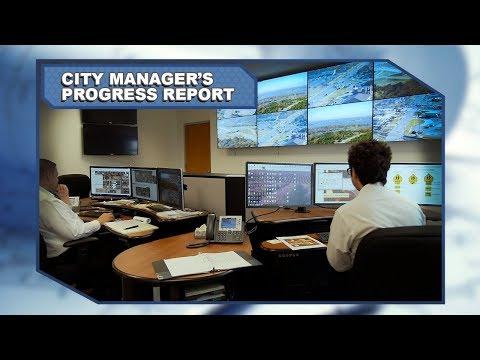 City Manager's Progress Report: January 2018