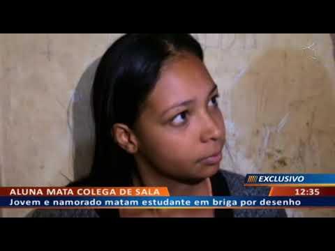 DF ALERTA - Jovem e namorado matam estudante em briga por desenho