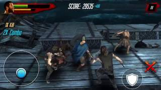 Best Fighting Game: 300 Rise of an empire gameplay part 2