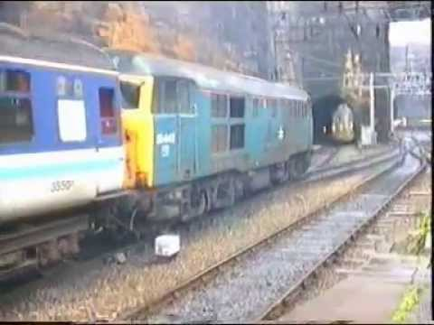 Memories of Lime Street with Class 31 Power Action,