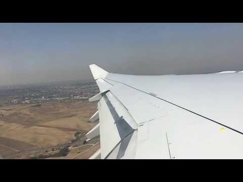 Iberia A340-600 Madrid-Bogotá vuelo completo