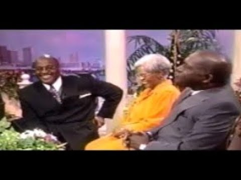 Bishop Marvin Winans Interviews Mom and Pop Winans with Ronald Winans