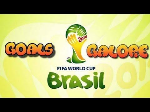 Goals Galore World Cup HD #11- Mexico vs Cameroon 1-0 Peralta Rebound Goal!