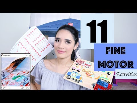 in-home-daycare-tips:-11-fine-motor-activities-||-thecoellofamilyvlogs