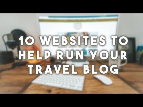 10 Best Websites for Running Your Travel Blog in 2018