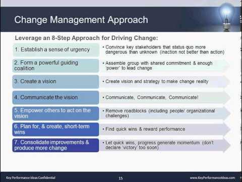 Process Engineering Change Management Webinar