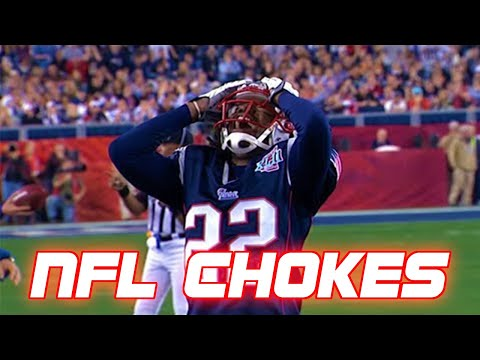 The Biggest Chokes in NFL History