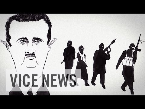 Thumbnail: Talking Heads: Who's Supporting Assad?