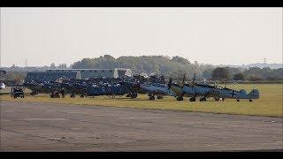 IWM Duxford Battle of Britain Airshow September 2019