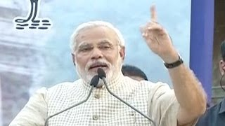 Watch: Modi