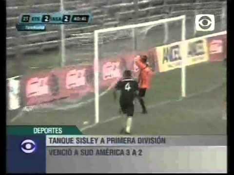 EL TANQUE SISLEY - Después de 20 años volvió a primera división