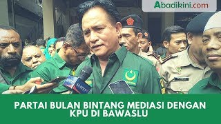Video Partai Bulan Bintang Mediasi Dengan KPU di Bawaslu download MP3, 3GP, MP4, WEBM, AVI, FLV Juli 2018