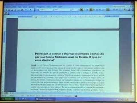 Видео Ensinar como escrever um sumário de conspiração