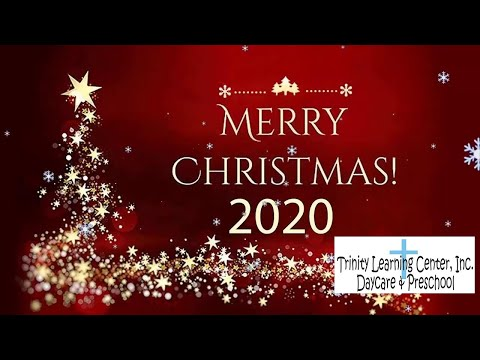 2020-12-03 Trinity Learning Center Christmas Program
