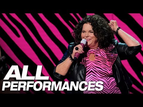 All Of Vicki Barbolak's Performances From Season 13 – America's Got Talent 2018