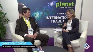 Objets connectés, une réelle nécessité - IoT Planet 2016, Christian Comtat, IBM