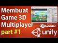 Membuat Game 3D Multiplayer Unity & Phot