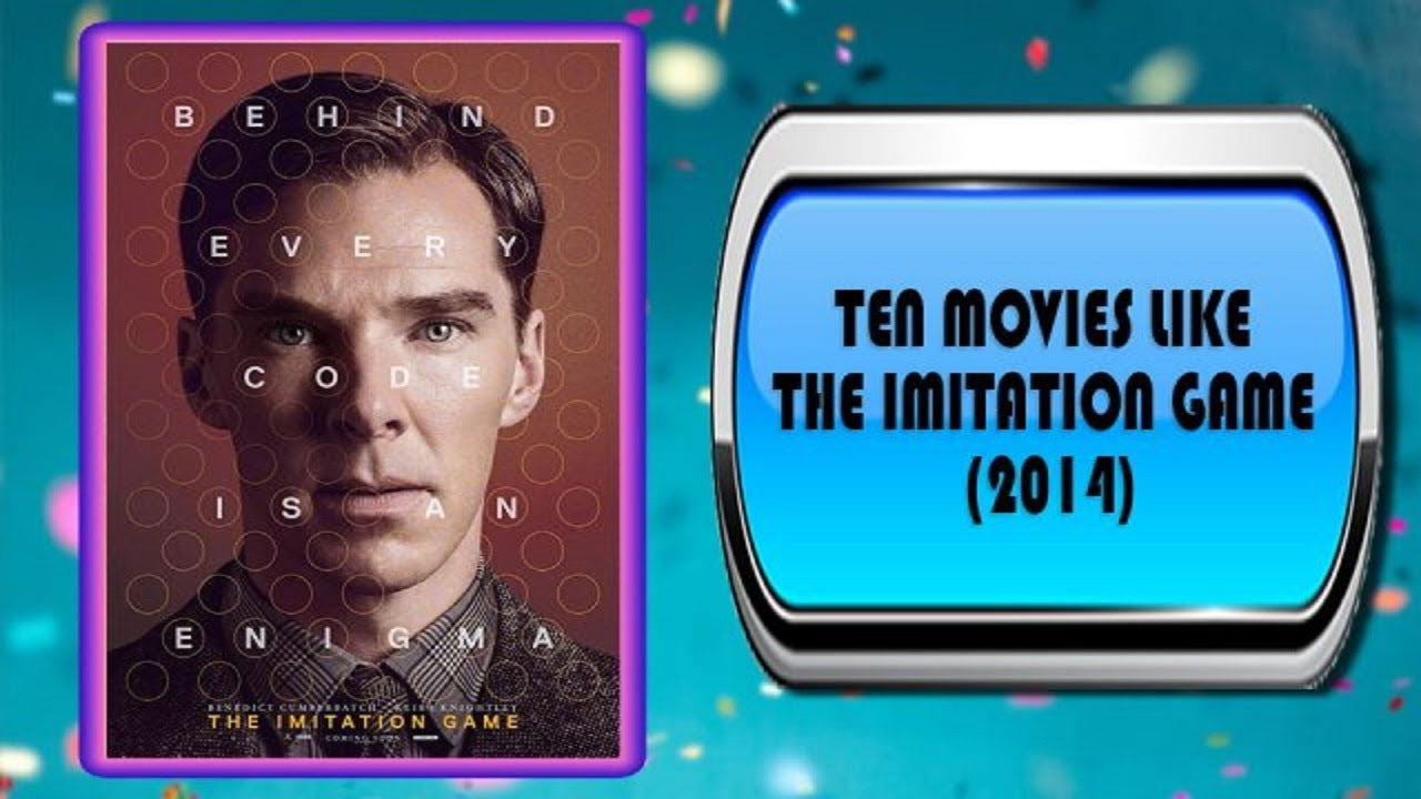 Ten Intriguing Films Like The Imitation Game 2014 Australia Unwrapped