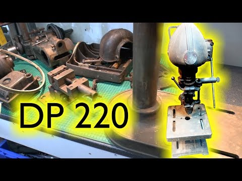 Tauco Bench Drill Part 1 - Overview and Dismantling