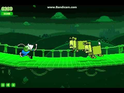 Adventure Time Game Rhythm Heroes part 2