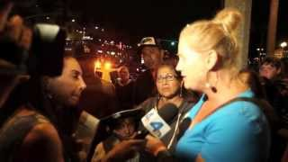 HUNTINGTON BEACH  RIOT 2013  (Eyewitness Interviews)