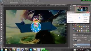 Speed Art #5 - Wallpaper Futebol Clube do Porto