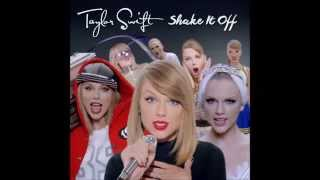 Taylor Swift - Shake It Off  (Dj Mike D Remix) Lyrics