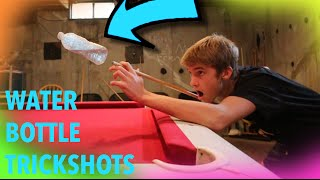Most Impossible Water Bottle Trickshots Ever!