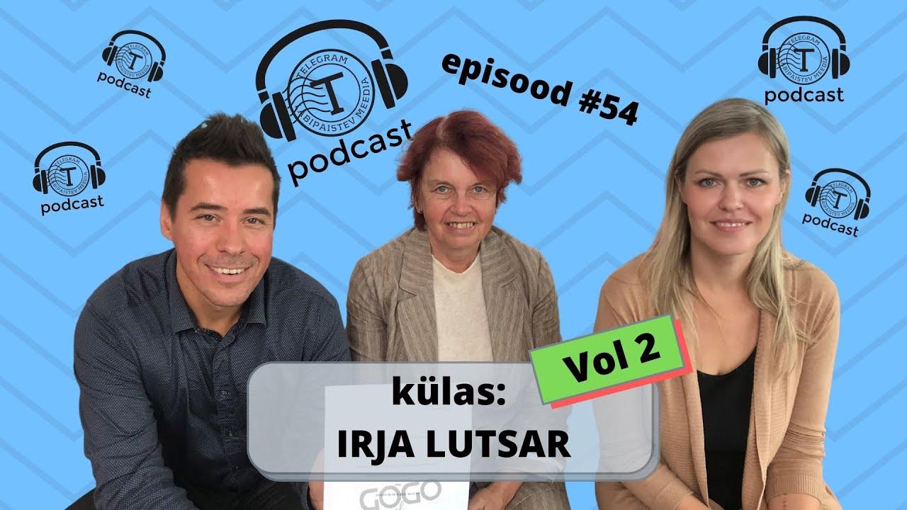 Telegrami Podcast #54: võtame koroonapettuse pihtide vahele (külas Irja Lutsar)