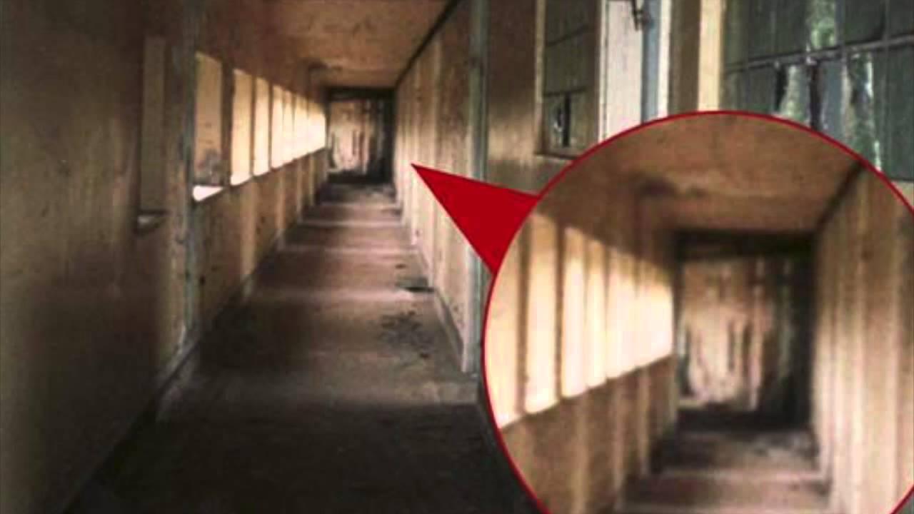 Imagenes De Sentirse Abandonado: Figura Fantasmal En Un Sanatorio Abandonado De Inglaterra