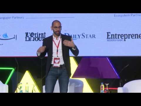 Humanizing Content Keynote by Rami Saad - ArabNet Beirut 2017