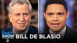 Bill de Blasio - Confronting the Coronavirus Outbreak in New York City | The Daily Show
