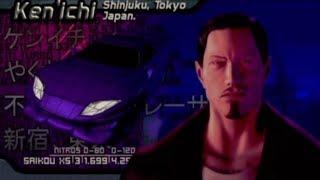 Midnight Club II - Kenichi