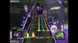 Скачать Flash Guitar Hero Three Days Grace Riot Симулятор гитары Стань Рок Звездой