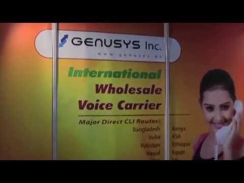 Genusys Inc. Convergence India 2011 New Delhi