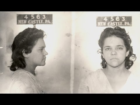 52 INCREDIBLE VINTAGE MUGSHOTS OF NEW CASTLE FROM THE 1930s